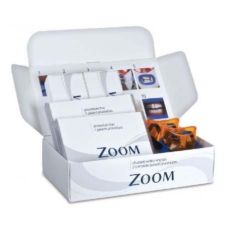 Набор для домашнего отбеливания ZOOM 4