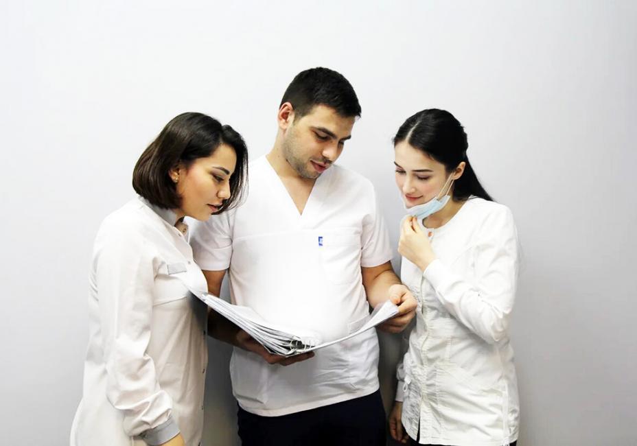 Стоматология на Академической врачи