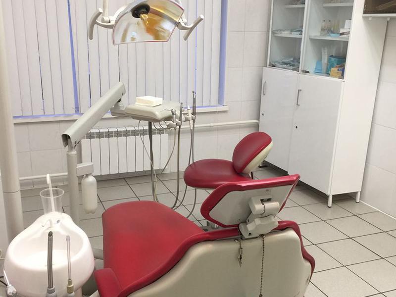 Стоматология в Коньково кабинет 1