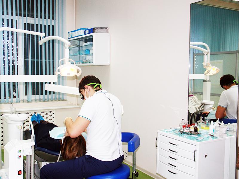 Стоматология на преображенской кабинет 2