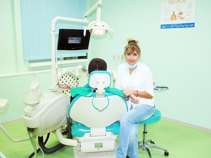 Стоматология на Преображенке кабинет 1